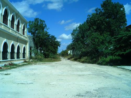 Mexico, state of Yucatan, Merida,  vendedores ambulantes (road vendors)