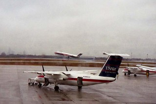 Charlotte Douglas Airport (1998)
