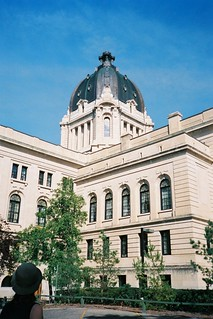 Le parlement d'Edmonton, Alberta, Canada