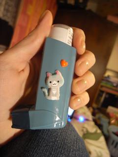 Asthma | by Nina Childish