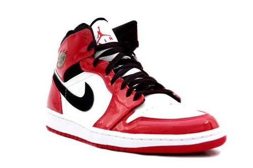 6692cde7c123 Air Jordan 1 (I) Original (OG) 1985 Black / Red / White sh… | Flickr