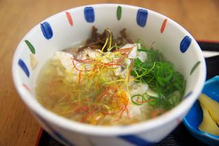 鮒寿司(お茶漬け) funa-zushi   by puffyjet