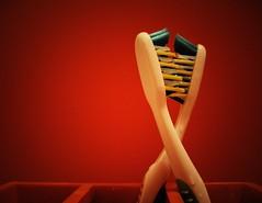 Toothbrush Love | by Orangette