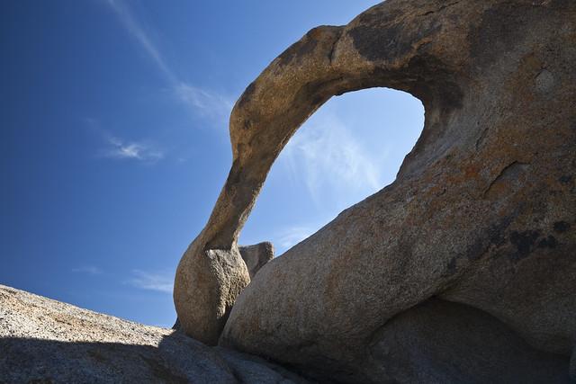 Alabama Hills Arch