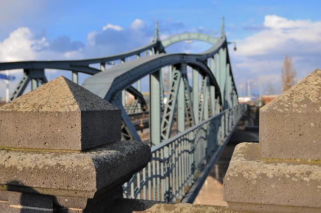 Hafendrehbrücke