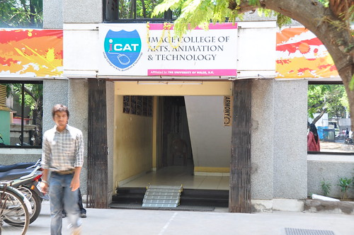 ICAT Chennai | by Ernest W Adams