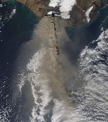 Eruption of Eyjafjallajökull Volcano, Iceland April 17 [Detail] | by NASA Goddard Photo and Video