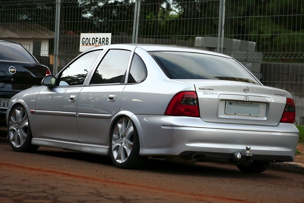 Chevrolet Vectra | Muito obrigado pelas 5000 ...