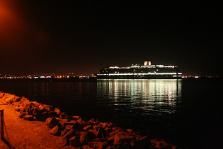Holland America Oosterdam Passing Shelter Island | by Miss Shari