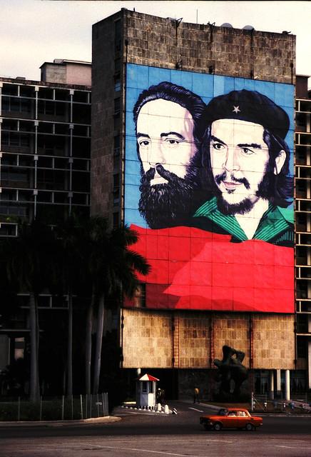 Cuba- Fidel e Che