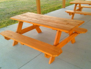 Picnic Table | by tbarbs