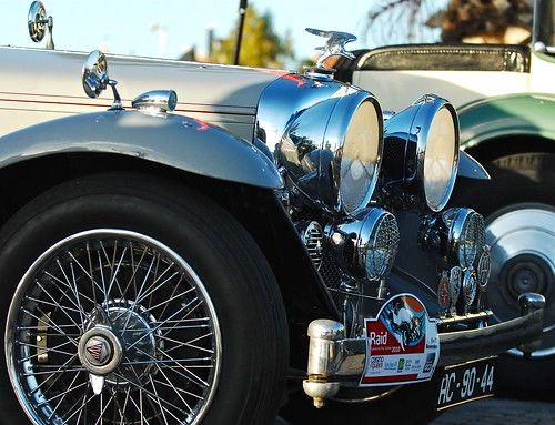 Alvis Speed 20 Tourer 1932 | by pedrosimoes7