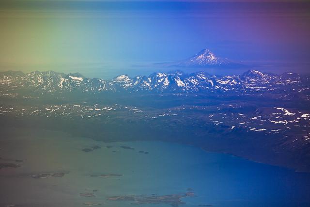 Birefringent Effect, Augustine Volcano