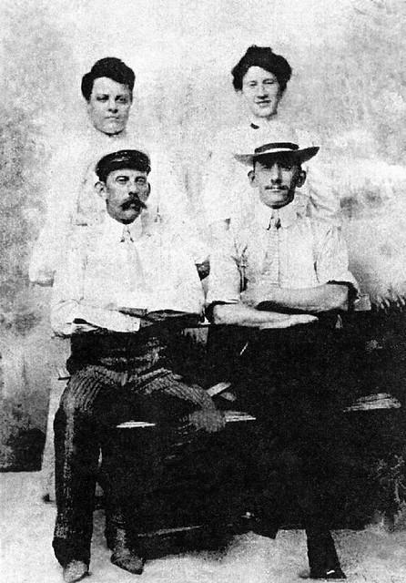 Anna & Martin - 1902