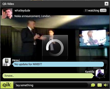 Nokia Press Conference
