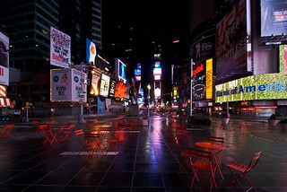 Time Square Caught Napping | by Nanagyei