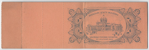 1904 Democratic National Convention Admission Ticket | by Cornell University Library