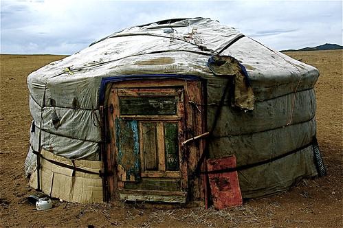 Yurt or Ger