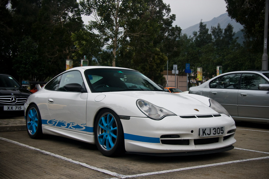 Porsche 911 996 Gt3 Rs Porsche 911 996 Gt3 Rs At Hong Kong Flickr