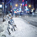 Bike in the Snow by Mute*