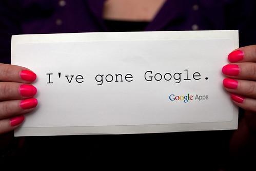 I've gone Google | by Håkan Dahlström