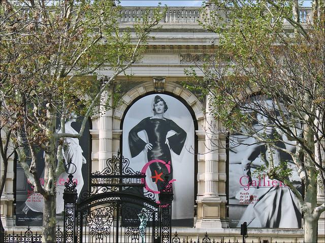Le musée Galliera à Paris