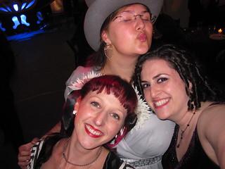 Lori, Nadja & Rachel