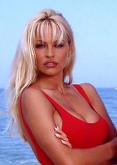 Pamela Anderson, 1994.