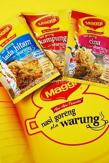 Maggi S Nasi Goreng Ala Warung Wmw Wmw Flickr