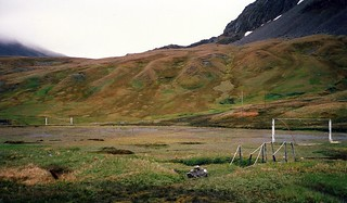 Football Pitch Grytviken South Georgia