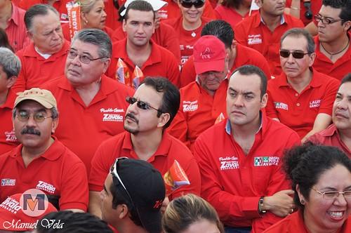 DSC00261 Mitin de los candidatos Zavala-Montero por LAE Manuel Vela