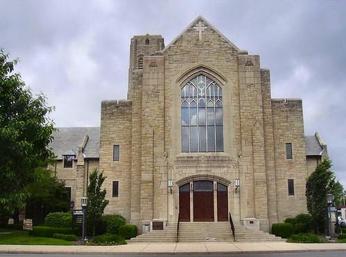 High St. Methodist Church... by Јerry