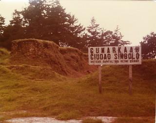 Gumarkaah Sign 1980
