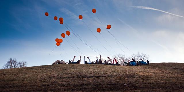 Community Balloon - Albany, NY - 10, Mar - 06