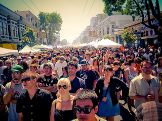 Haight Ashbury Street Fair | by charles/law