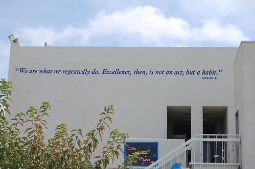 Inspiration from Aristotle   by Kevin Krejci