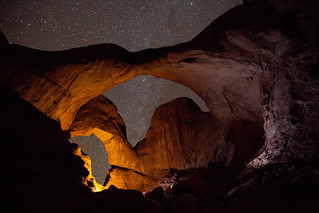 Double Arch by night | by Jeffrey Stylos