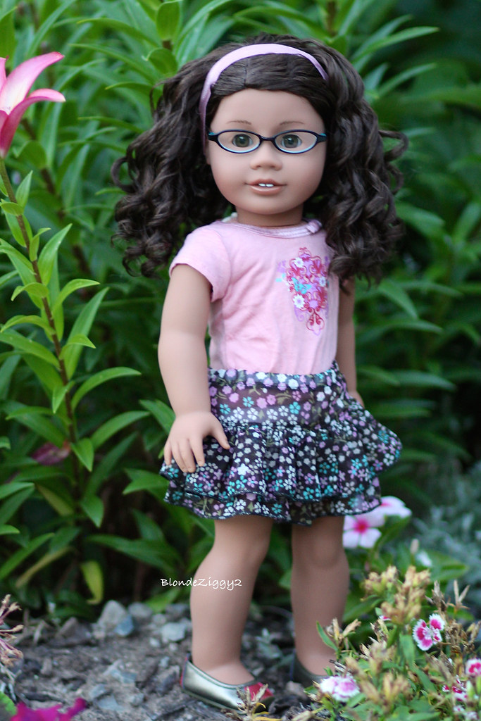 Green Goggles for American Girl Dolls