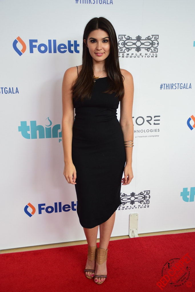 Cathy Kelley at the 6th Annual Thirst Project Thirst Gala