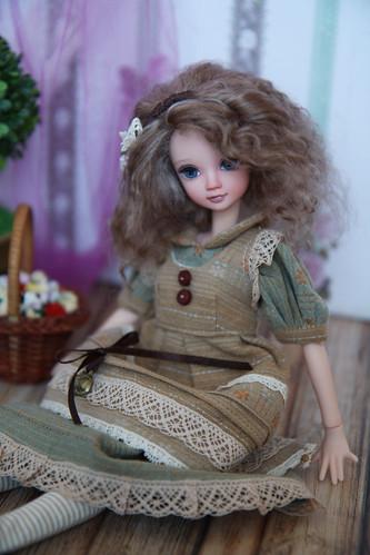 Mary OOAK Sonya (Kurhn)   by Lineledolls