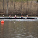 Spring 2015, Saratoga Invitational, Womens 2V 4+