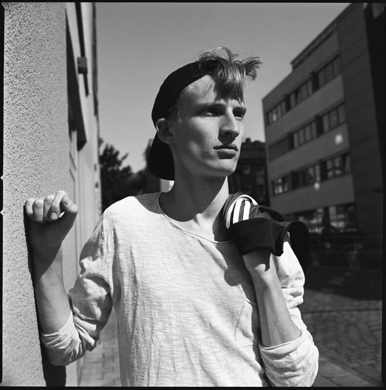 Male Model, Hamburg