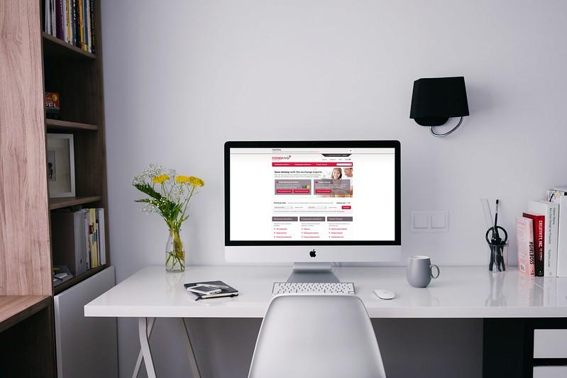 Sending money online with MoneyCorp