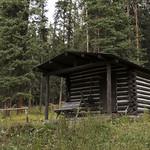 Patrol Cabin on Black Butte Cutoff Trail