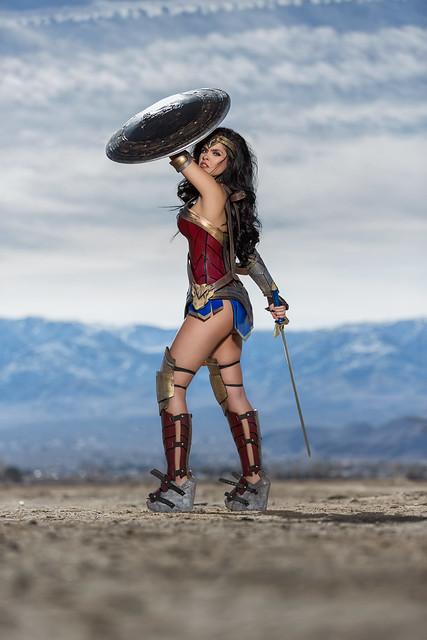 Bonnie Austin Mayhem #2757718 DOJ Wonder Woman