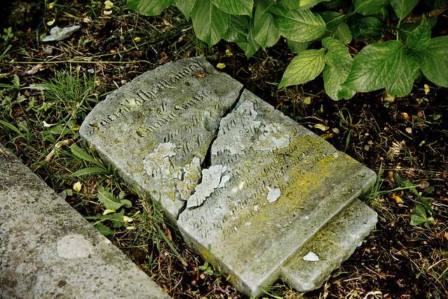 函館外国人墓地 14 Emma Louise Bradford 1863-1864