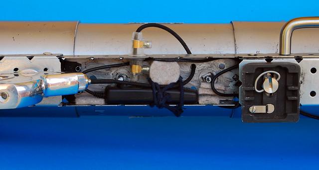 NikΩolbia TTV 910 Trigger Mechanism