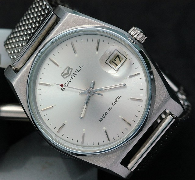 1980ties Seagull watch