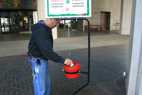 Kettles for Haiti! | by Salvation Army USA West