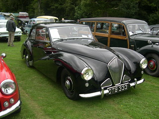 1954 Healey Tickford Saloon | by Austin7nut